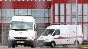 Rusyada corona virüs vakası 63e çıktı