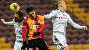 Galatasaray 0-0 Beşiktaş | Maçın özeti