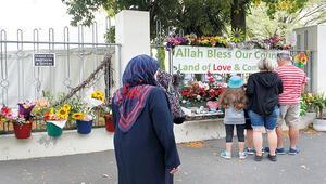 Yeni Zelanda'daki terör kurbanları unutulmadı