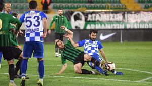 Akhisarspor 0-0 Büyükşehir Belediye Erzurumspor