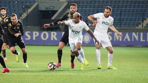 Osmanlıspor 1-1 Giresunspor