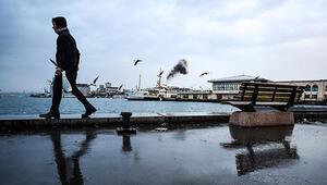 İstanbulda yağmur devam edecek mi Hava yarın nasıl olacak 16 Mart il il hava durumu
