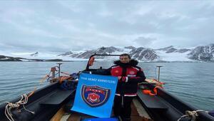Türk Deniz Kuvvetleri Seyir, Hidrografi ve Oşinografi Dairesi Başkanlığı Antarktikada