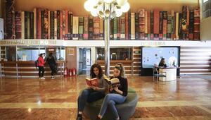 Kütüphaneler 30 Mart'a kadar kapalı