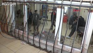 Sultangazide kahvehaneye ateş açıldı