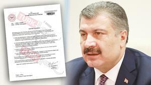 Son dakika haberi... Sağlık Bakanı Koca sosyal medyada dolaşan Corona Virüsü belgesi hakkında açıklama yaptı