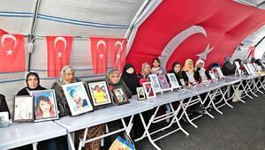 HDP önündeki eylemde 196ncı gün; aile sayısı 128 oldu