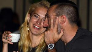 Burcu Esmersoy ve sevgilisi Allan Hakko ilk kez görüntülendi