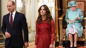 Corona virüs önlemi: Prens William tahtı Kraliçe 2. Elizabeth ve Prens Charlestan bu yıl devralabilir