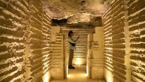 Mısırın ilk piramidi Zoser ziyarete açıldı