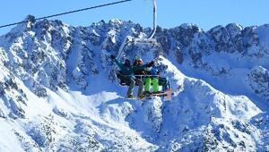 Bulgaristanda Türk turistlerin de tercih ettiği Bansko kayak merkezinde Corona Virüs alarmı