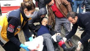 Bursada kahvehanede silahlı kavga: 1 yaralı