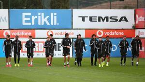 Beşiktaşta Antalyaspor mesaisi