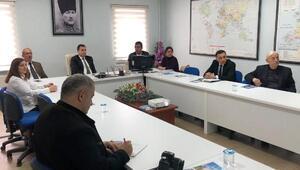 Dinarda Hıfzıssıhha Kurulu toplandı
