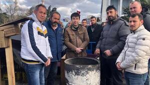 İBB işçileri eyleminde Koronavirüs kısıtlaması
