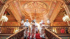 İstanbulda koronavirüse mega önlem