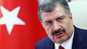Son dakika haberleri: Sağlık Bakanı Fahrettin Koca Türkiyedeki corana virüsü vaka sayısını açıkladı