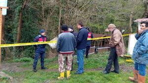 Emekli polis su kanalında ölü bulundu