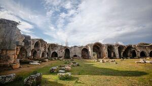 Antalyanın hanları tarihin izlerini günümüze taşıyor