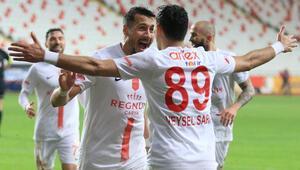 Antalyasporun yeni hedefi Beşiktaş