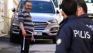 Antalyada dehşet Babamı öldürdüm, annemi yaraladım diye bağırdı