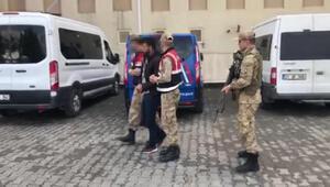 Töre cinayetinin firari hükümlüsü saklandığı evde yakalandı
