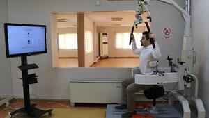 Skolyoz hastaları için yerli fizik tedavi cihazı geliştirildi
