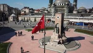 Fotoğraflar bugün İstanbulda çekildi