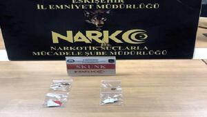 Eskişehirde uyuşturucu operasyonu: 8 gözaltı