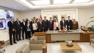 'Türkiye ve Japonya iki devlet tek yürektir'