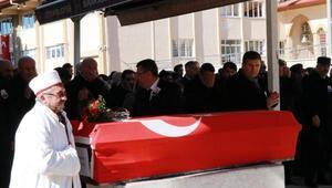 Eski Burdur senatörü Kabay toprağa verildi