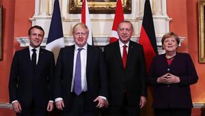 Son dakika haberi... 4lü zirve sona erdi Cumhurbaşkanı Erdoğandan açıklama geldi