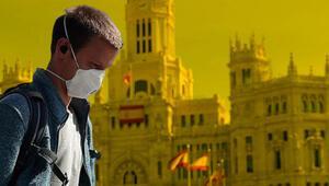 İspanyada Kovid-19 nedeniyle ölenlerin sayısı 500e yükseldi