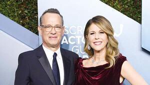 Tom Hanks ve eşi Rita taburcu edildi