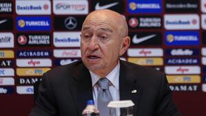TFF Başkanı Nihat Özdemir açıklamalarda bulunudu