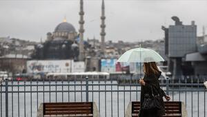 Hava yarın nasıl olacak İstanbula yağmur yağacak mı 18 Mart il il hava durumu