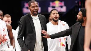 Brooklyn Netsin 4 oyuncusunun testi pozitif çıktı Kevin Durant de açıkladı