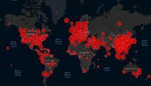 Corona Virüs salgınında ölü sayısı 7 bin 954'e yükseldi