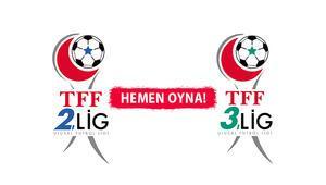 TFF 2. Lig ve TFF 3. Lig maçları tam gaz devam Misli.comda iddaa oyna...