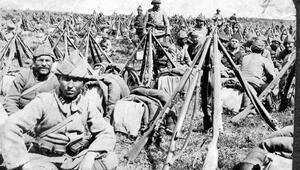 18 Mart 1915 Çanakkale Zaferi anması Arşiv fotoğrafları…