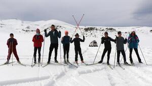 Vali Şimşek: Niğde kış sporları merkezi olacak