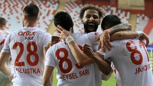 Antalyaspor yükselişe geçti 2020 yılında 4. sırada...