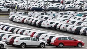 AB'de otomobil satışları şubatta sert düştü
