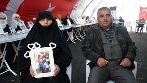 HDP önündeki eylemde 198inci gün; aile sayısı 132 oldu