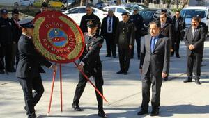 Dinarda 18 Mart töreni yapıldı