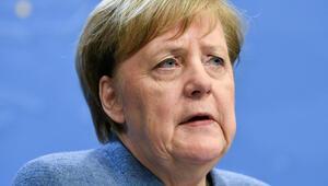 Son dakika haberi: Merkelden ilk kez corona virüs ulusa seslenişi