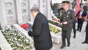 Keşanda, Çanakkale Deniz Zaferi'nin 105'inci yılı törenle kutlandı