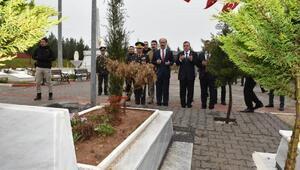 18 Mart törenine Şanlıurfa'da sınırlı katılım sağlandı