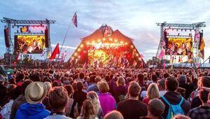 Glastonbury festivaline Corona Virüsü engeli