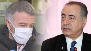 Ahmet Ağaoğlundan Mustafa Cengize gönderme